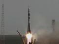 News video: Raw Video: Soyuz Space Launch